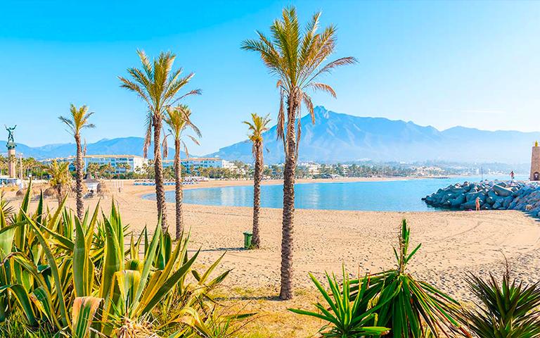 Playas cercas de Colina Del Paraíso